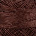 Örenbayan Koton Perle No: 8 Koyu Kahverengi Nakış İpliği - 117