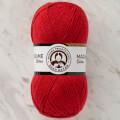 Örenbayan Madame Cotton Kırmızı El Örgü İpliği - 009