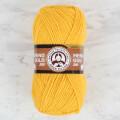 ÖrenBayan Merino Gold 200 Sarı El Örgü İpi - 200-029