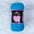Himalaya Süper Soft Yarn 200 Gr Mavi El Örgü İpi - 80834