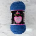 Himalaya Süper Soft Yarn 200 Gr Mavi El Örgü İpi - 80844