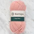 Kartopu Cozy Wool Açık Pembe El Örgü İpi - K1770