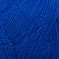 Kartopu Kristal Saks Mavisi El Örgü İpi - K1527