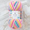 Kartopu Lulla Baby Ebruli El Örgü İpi - H2300