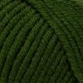 Kartopu Cozy Wool Yeşil El Örgü İpi - K1412