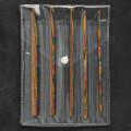KnitPro Symfonie Ahşap Tığ Seti - 20716