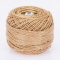 Madame Tricote Paris Koton Perle No:8 Embroidery Thread, Sand - 266