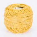 Madame Tricote Paris Koton Perle No:8 Embroidery Thread, Orange - 135