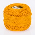 Madame Tricote Paris Koton Perle No:8 Embroidery Thread, Orange - 131