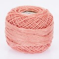 Madame Tricote Paris Koton Perle No:8 Embroidery Thread, Dark Pink - 104