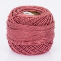 Madame Tricote Paris Koton Perle No:8 Embroidery Thread, Purple - 4016