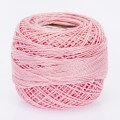 Madame Tricote Paris Koton Perle No:8 Embroidery Thread, Light Pink - 38