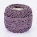 Madame Tricote Paris Koton Perle No:8 Embroidery Thread, Lilac - 4013