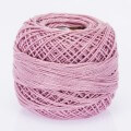 Madame Tricote Paris Koton Perle No:8 Embroidery Thread, Rose - 782