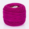 Madame Tricote Paris Koton Perle No:8 Embroidery Thread, Dark Pink - 49