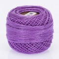 Madame Tricote Paris Koton Perle No:8 Embroidery Thread, Lilac - 82