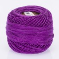 Madame Tricote Paris Koton Perle No:8 Embroidery Thread, Purple - 764