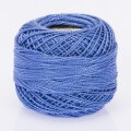 Madame Tricote Paris Koton Perle No:8 Embroidery Thread, Blue - 581