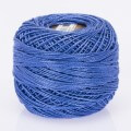 Madame Tricote Paris Koton Perle No:8 Embroidery Thread, Blue - 4001