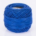 Madame Tricote Paris Koton Perle No:8 Embroidery Thread, Blue - 4072