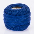 Madame Tricote Paris Koton Perle No:8 Embroidery Thread, Blue - 586