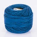 Madame Tricote Paris Koton Perle No:8 Embroidery Thread, Turquoise - 556