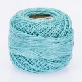 Madame Tricote Paris Koton Perle No:8 Embroidery Thread, Light Turquoise - 620
