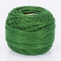 Madame Tricote Paris Koton Perle No:8 Embroidery Thread, Green - 674