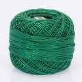 Madame Tricote Paris Koton Perle No:8 Embroidery Thread, Dull Green - 986