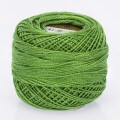 Madame Tricote Paris Koton Perle No:8 Embroidery Thread, Light Green - 672