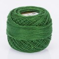 Madame Tricote Paris Koton Perle No:8 Embroidery Thread, Green - 673