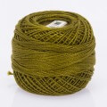 Madame Tricote Paris Koton Perle No:8 Embroidery Thread, Green - 59