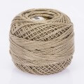 Orenbayan Koton Perle No:8 Embroidery Thread, Beige - 390