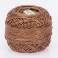 Orenbayan Koton Perle No:8 Embroidery Thread, Copper - 4010