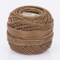 Orenbayan Koton Perle No:8 Embroidery Thread, Brown - 479