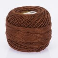 Orenbayan Koton Perle No:8 Embroidery Thread, Dark Copper - 5