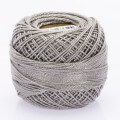 Orenbayan Koton Perle No:8 Embroidery Thread, Grey - 414