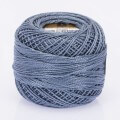 Orenbayan Koton Perle No:8 Embroidery Thread, Sky Blue - 425