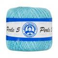 Örenbayan 5/2 Perle 5 Mavi Dantel İpliği - 5353 - 359