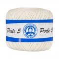 Örenbayan 5/2 Perle No: 5 Beyaz Dantel İpliği - 6282 - 359