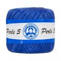 Örenbayan 5/2 Perle No: 5 Mavi Dantel İpliği - 6335 - 359