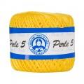 Örenbayan 5/2 Perle No: 5 Sarı Dantel İpliği - 6347 - 359