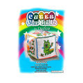 Duftin 15 cm Cube Toy Cross Stitch Kit - 19793