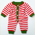 Kartopu Baby One Bordo El Örgü İpi - K1105