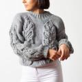 Kartopu Elite Wool Grande Beyaz El Örgü İpi - K010