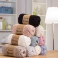 Kartopu Melange Wool Beyaz El Örgü İpi - K010