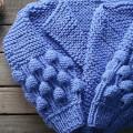 YarnArt Merino Bulky Açık Mavi El Örgü İpliği - 215