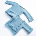 YarnArt Jeans Bebe Mavi El Örgü İpi - 75