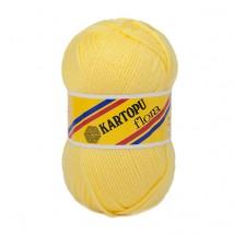Kartopu Flora Sarı El Örgü İpi - K330