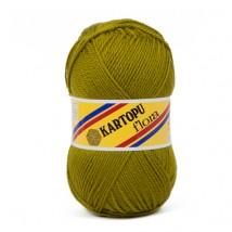 Kartopu Flora Yeşil El Örgü İpi - K357